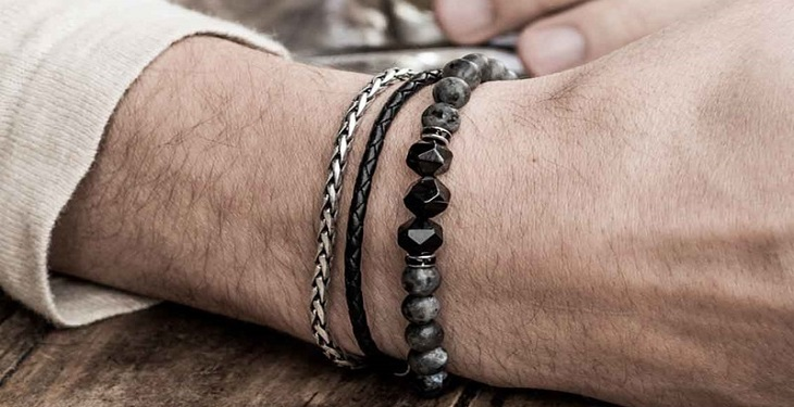 Classic-Men-Bracelet-Diy-Charm-High-Quality-Stone-Beaded-Bracelet