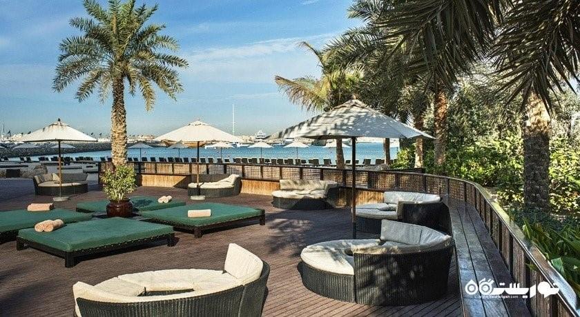 سرگرمی برستی بیچ شهر امارات متحده عربی کشور دبی