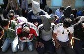 دستگیری 207 نفر از اراذل و اوباش تهران