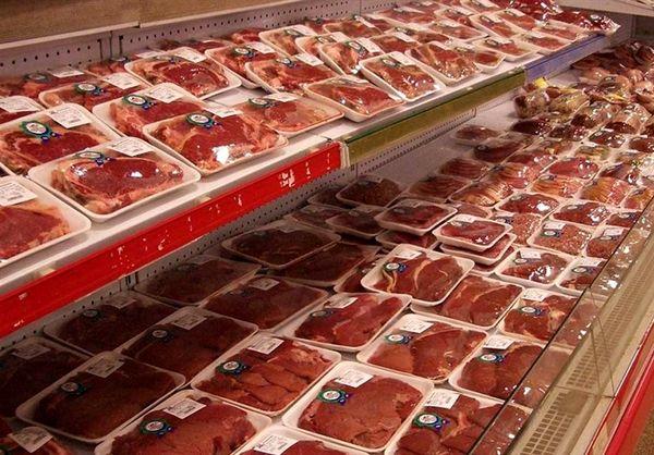 فروش گوشتهای وارداتی گرم به جای گوشت داخلی