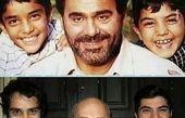 دو برادر بازیگر خوشتیپ و جذاب در گذر زمان+عکس