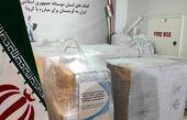 محموله کمک های بشردوستانه ایران به گرجستان رسید