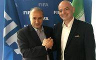 خبر بسیار بد برای فوتبال ایران؛ فیفا خواهان محرومیت یوزها!