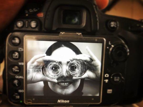 عکس متفاوتی از بازیگر سریال لحظه گرگ و میش