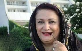 گلایه مریم امیر جلالی از حافظ/عکس