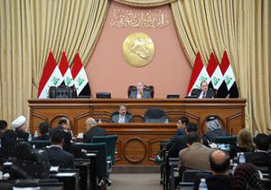 تکمیل فرآیند تشکیل کابینه عراق بار دیگر به تعویق افتاد