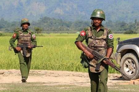 ارتش میانمار درفهرست سیاه سازمان ملل قرار گرفت