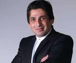 حمید گودرزی در جمع بازیگران تنگنا