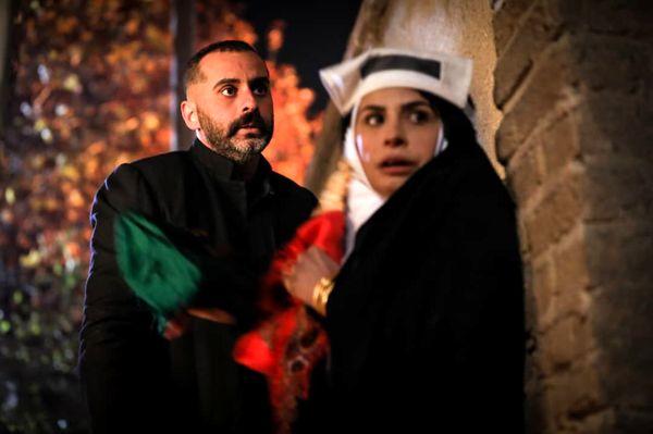 علیرام نورایی در سریال تاریخی رمضان ۹۸