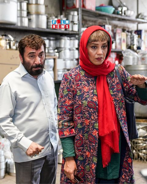 توقف فروش بلیت فیلم زهرمار