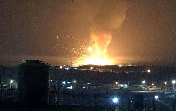 انفجار یک کارخانه آزمایشگاه تست کرونا را تعطیل کرد