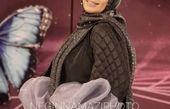 استایل سپیده خداوردی در یک برنامه تلویزیونی + عکس