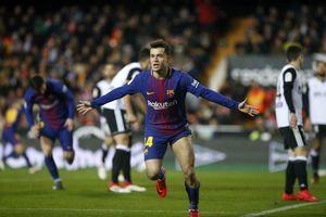 ستاره بارسلونا ۳ هفته خانه نشین شد