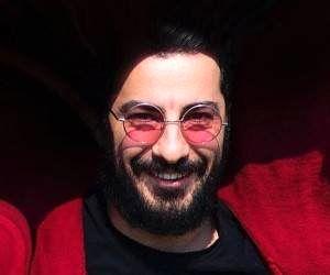 لقبی که نوید محمدزاده به رونالدو داد/ عکس