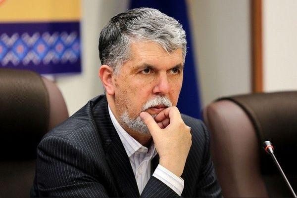 تقدیر توئیتری وزیر ارشاد از دولت عراق