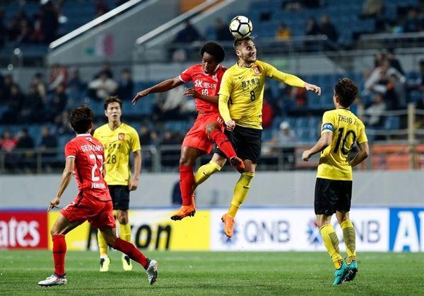 لیگ قهرمانان آسیا| حذف تلخ اوزاکای ژاپن/ صعود گوانگژوی چین و بوریرام تایلند