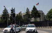 مظنون حمله به سفارت آمریکا در ترکیه دستگیر شد