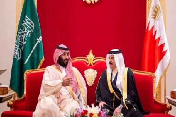 پادشاه بحرین: عربستان کشور امنیت و عدالت است!