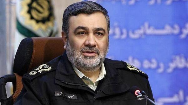 فرمانده ناجا: شرایط عادی نیست