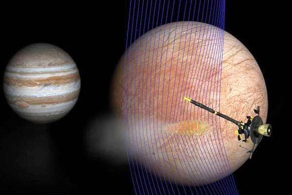 نشانههایی از آب در قمر مشتری کشف شد