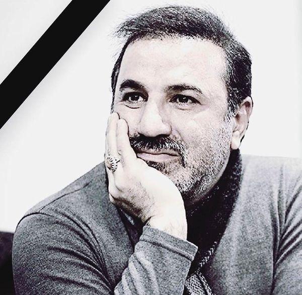 علی سلیمانی درگذشت + عکس