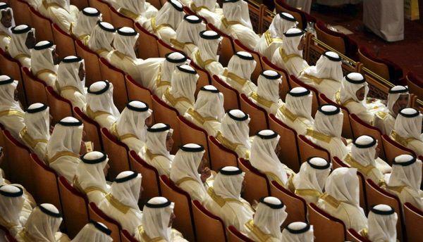 انگاره عرب سوسمارخور فقط یک توهم است