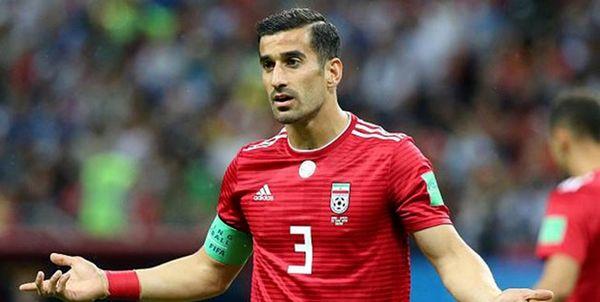 کاپیتان تیم ملی ایران در یک قدمی آ.اک