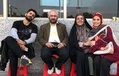 عکس کتونی زرنگی ملیکا شریفی نیا