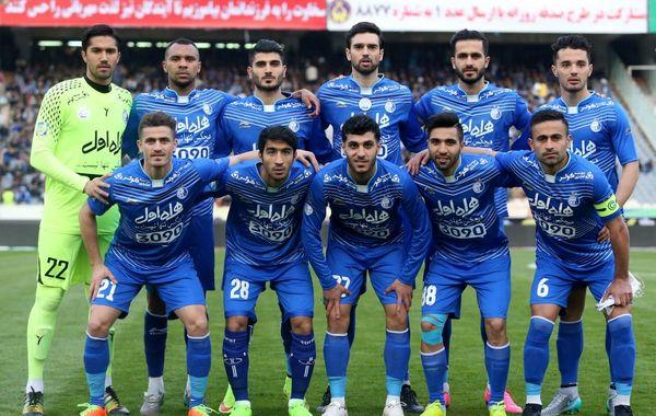 استقلال مخفیترین تیم لیگ برتر