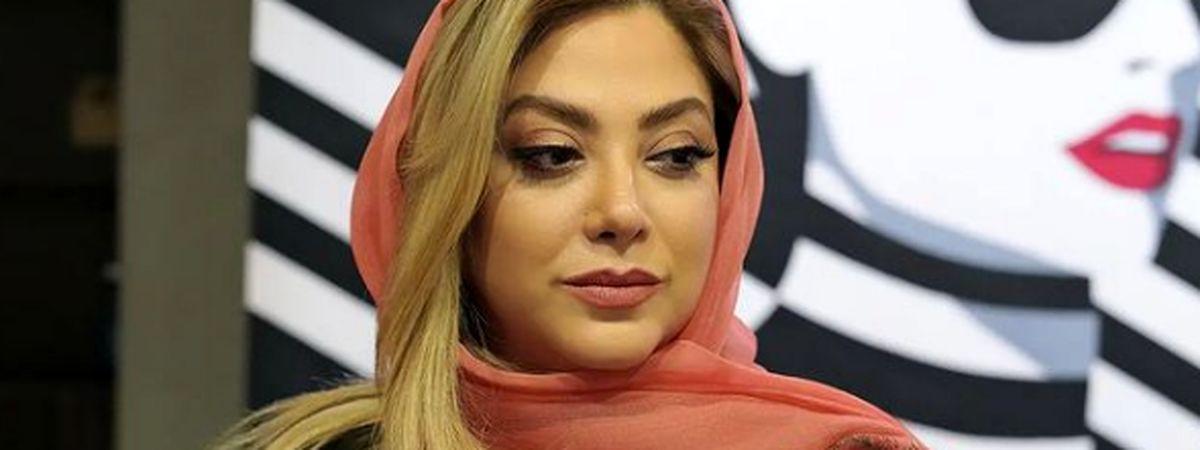 ظاهر جدید مریم سلطانی با موهای بلوند + عکس