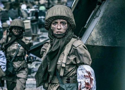 استایل جنگی طوری بهنوش طباطبایی + عکس