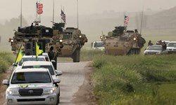 ورود ۲۵۰ کامیون حامل سلاح به پایگاههای نظامی آمریکا