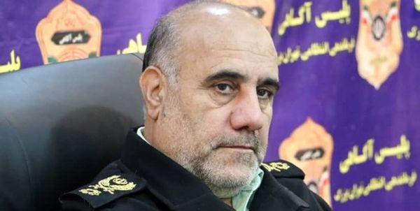 آغاز واکسیناسیون پلیس در تهران/ فرماندهان واکسن دریافت نکردند