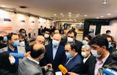 بازدید قالیباف از ستاد انتخابات کشور