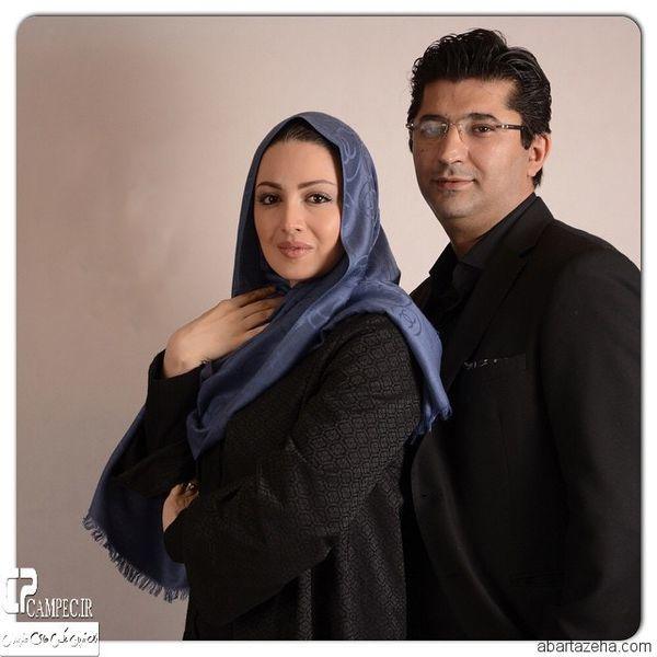 عکس عاشقانه شیلا خداداد و آقای دکتر