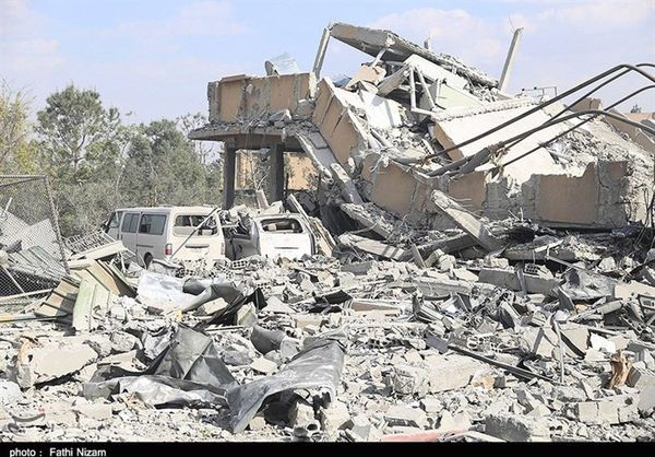 واکنش شهروندان آلمانی به حمله موشکی آمریکا به سوریه