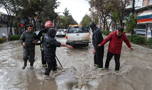 """ورود سامانه بارشی جدید و آغاز بارش """"باران"""" از فردا تا اوایل هفته آینده"""