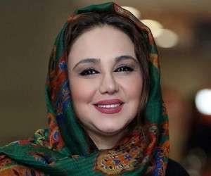هلی کوپتر سواری خانم بازیگر در عمق فاجعه/ عکس