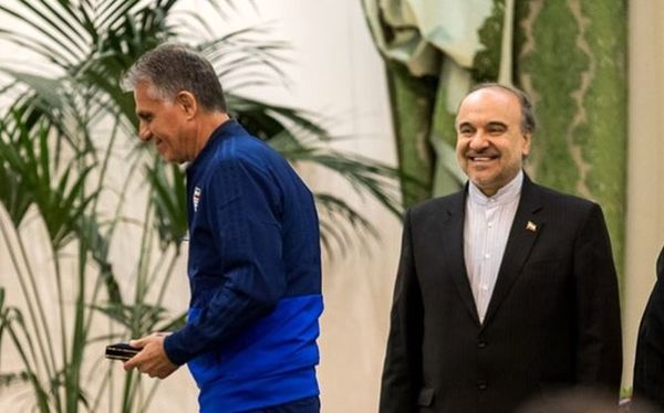 سلطانیفر: در جام ملتها یک اشتباه کوچک داشتیم