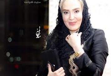زهره فکور صبور ولنتاین را اینگونه تبریک گفت /عکس