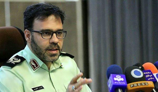 واکنش سخنگوی نیروی انتظامی به اهمال کاری در تخلیه ملک لواسان