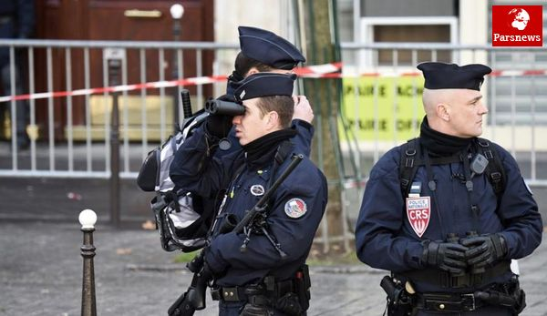 تخلیه دفتر دادستان مالی فرانسه به دنبال تهدید به بمبگذاری