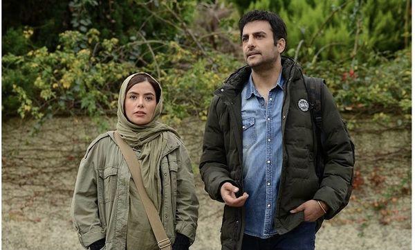 حامد کمیلی در فیلم آهو + عکس