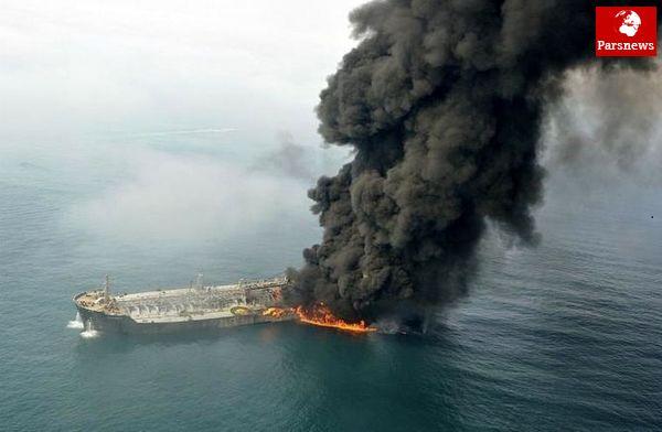 جان 30 خدمه مفقود شده نفتکش ایرانی اندازه پلاسکو ارزش نداشت؟