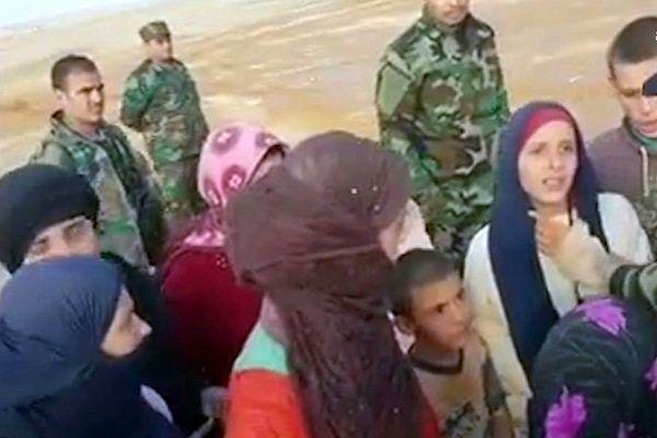 رهایی ۱۰ ربوده شده در حومه حلب از چنگال تروریستها