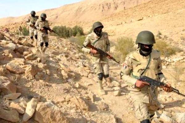 خنثی سازی حمله انتحاری به شمال سیناء
