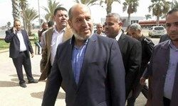 هیأتی از حماس راهی مصر شد