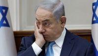 نتانیاهو به پایان نزدیک شد