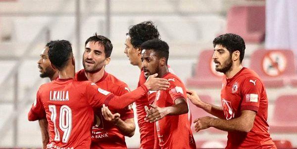 محمدی در ترکیب تیم منتخب هفته شانزدهم لیگ قطر