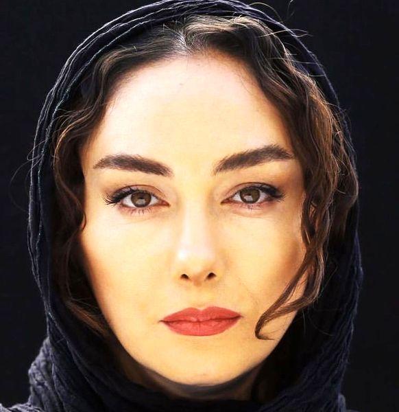 صورت مثل همیشه ساده هانیه توسلی + عکس